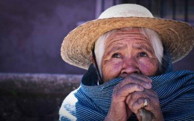Nuestros mayores necesitan combatir el frio