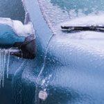 7 peligros de las heladas en los coches
